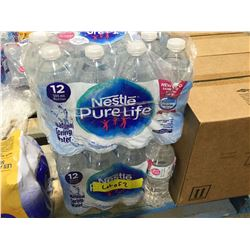 Lot of Nestle Pure Life Water (approx 24)