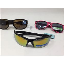 Lot of Shatter Resistant Sunglasses