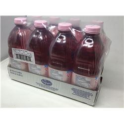 Case of Ocean Spray Lite Pink Cranberry (8 x 1.89L)