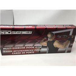 Energetics Pro Series Multi Excercise Door Gym