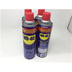 Lot of WD-40 (4 x 31g)