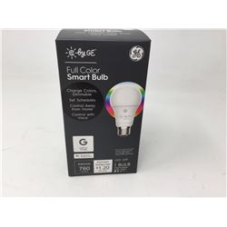 GE Full Colour Smart Bulb 760 Lumens-Dimmable