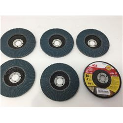 Ace Flap Disc (6 x 80 grit)