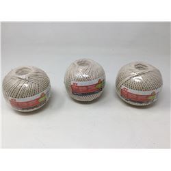 Lot of Ace Wrapping Twine (3 x 510ft)