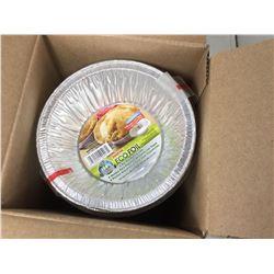 Case of Handi-FoilPot Pie Pans & Lids