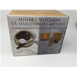 Millers Selection Crackers for Cheese