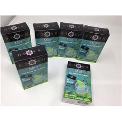 Lot of Stash Mint Iced Green Tea Powder (6 x 10 sticks)