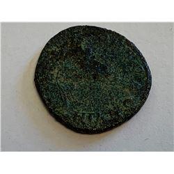 Ancient Roman Coin 3-5 century A.D.