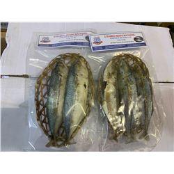 Case of Frozen Hai Yen Steamed Indian Mackerel (10kg)