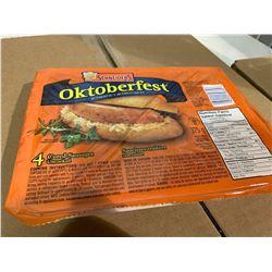 Case of Schneiders Oktoberfest Cursed Sausage