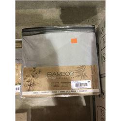 Bamboo Queen Sheet Set
