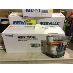 Case of Rust-Oleum Anti-Skid Additive (8 x 72g)