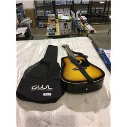 GWL Acoustic Guitar w/ Case
