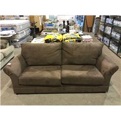 NEW MICROFIBER 3-Piece Sofa, Love and Chair Living room set - Chocolate color