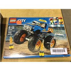 Lego City Monster Truck Set