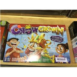 Hasbro Chow Crown Game
