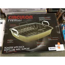 Circulon Premier Roaster w/ Rack