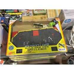 HEXBUG BattleBots Build Your Own BattleBox