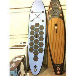 NEW - Display Model - AquaParx 10' Inflatable Paddle Board Blue Model: AP-305SUP