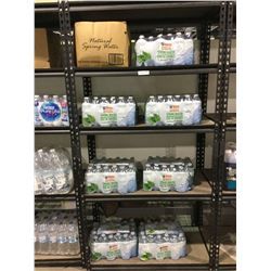 Natural Spring Water - 8 Case Lots
