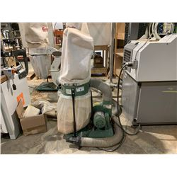 GENERAL INTERNATIONAL 10-005 SINGLE BAG MOBILE DUST COLLECTION SYSTEM