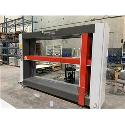 """GANNOMAT CONCEPT70 CABINETRY CASE CLAMP TYPE 720 , 220V, 3 PH, 104""""X60""""X28"""""""