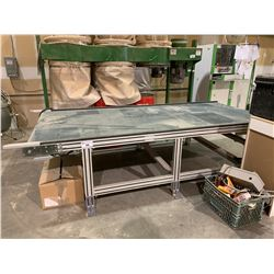"120""X58"" ELECTRIC POWER CONVEYOR  TABLE"