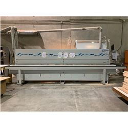BRANDT OPTIMAT KDF 660 EDGE BANDER WITH ASSORTED BANDING MATERIAL