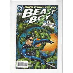 Beast Boy Issue #3 by DC Comics