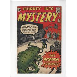 Journey Into Mystery Issue #82 by Marvel Comics