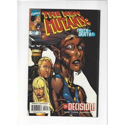 The New Teen Mutants Issue #3 by Marvel Comics