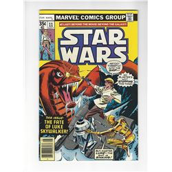 Star Wars Issue #11 by Marvel Comics