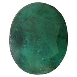 4.57 ctw Oval Emerald Parcel