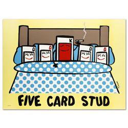 Five Card Stud by Goldman, Todd