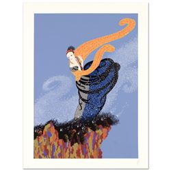 Summer Breeze by Erte (1892-1990)
