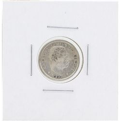 1883 Kingdom of Hawaii Dime Coin