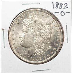 1882-O $1 Morgan Silver Dollar Coin