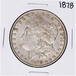 1878 Reverse of 79 $1 Morgan Silver Dollar Coin