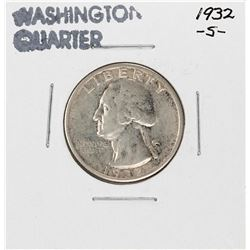 1932-S Washington Quarter Coin