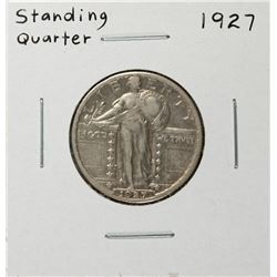 1927 Standing Liberty Quarter Coin