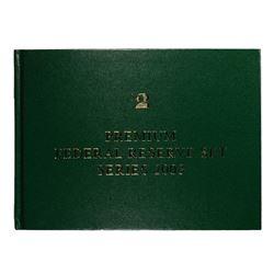 Four Digit Serial 2003 $2 Premium Federal Reserve Star Notes District Set