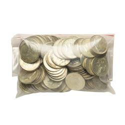 Bag of (100) 1964 Silver Kennedy Half Dollar Coins - $50 Face Value