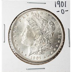 1901-O $1 Morgan Silver Dollar Coin