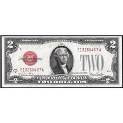 1928G $2 Legal Tender Note