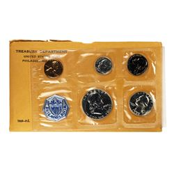 1959 (5) Coin Proof Set in Envelope