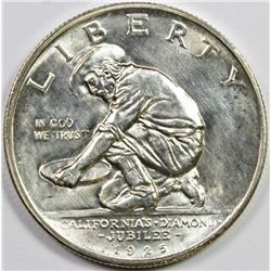 1925-S CALIFORNIA HALF DOLLAR