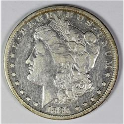 1881-CC MORGAN SILVER DOLLAR