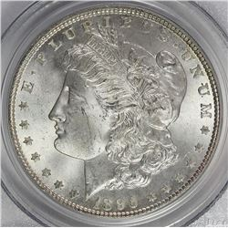 1896 MORGAN SILVER DOLLAR