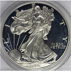 1999-P AMERICAN SILVER EAGLE