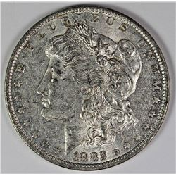 1882-O/S MORGAN SILVER DOLLAR